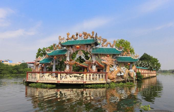 4 ngôi chùa xóa ế ở Sài Gòn được các nàng lui tới dịp đầu năm (bài tết)