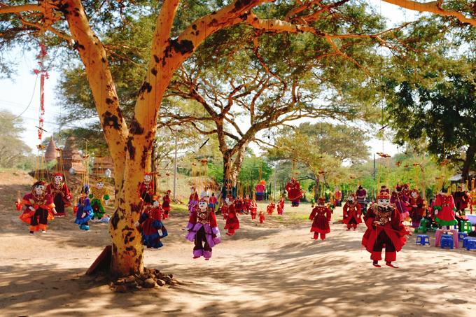 Myanmar - xứ sở bình yên đến lạ kỳ