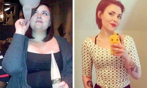 10 ca lột xác nhờ giảm cân khiến bạn muốn lao vào phòng gym ngay lập tức