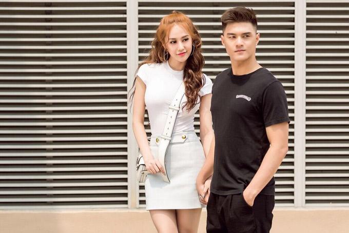 Linh Chi và Lâm Vinh Hải tuyên bố chia tay được vài tháng nhưng vẫn thường xuyên gặp gỡ, trò chuyện cùng nhau.