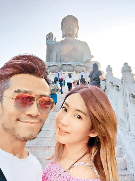 Ngôi sao đa tình của TVB hẹn hò tiểu thư nhà giàu kém 2 con giáp - ảnh 2