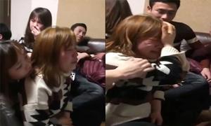 Những người con xa xứ ở Nhật khóc nức nở vì nhớ nhà