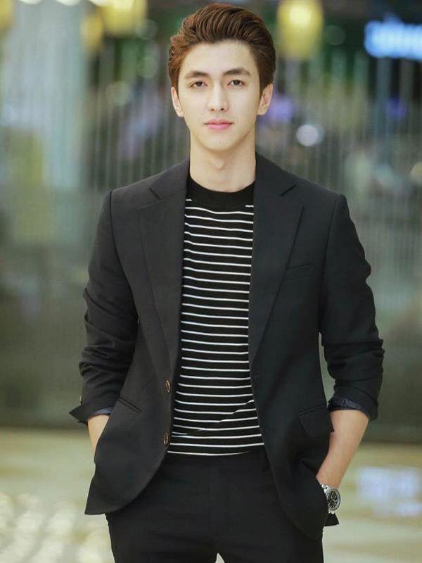 Dàn diễn viên trẻ của Tình khúc Bạch Dương - 1