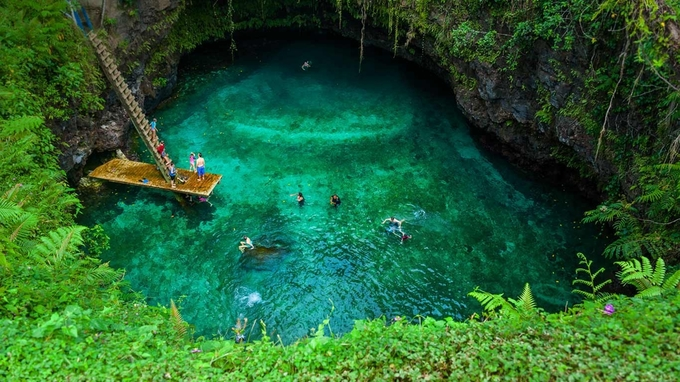 Biển Côn Đảo lọt top những nơi có làn nước xanh nhất thế giới