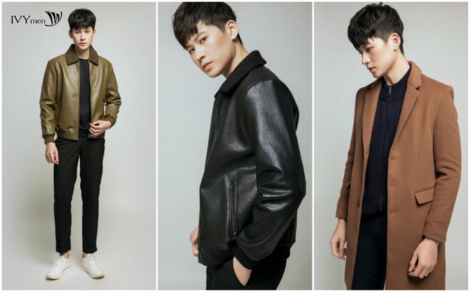 Không chỉ có tác dụng giữ ấm, các mẫu áo khoác của IVY men còn nổi bật bởi vẻ sành điệu và thời trang. Xem thêm tại đây.