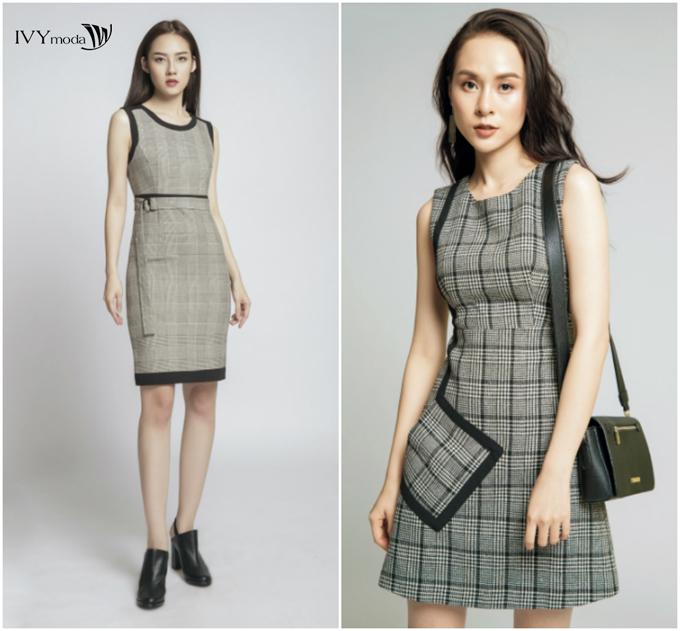 Các chi tiết nhấn nhá ở thắt lưng hay vùng eo, vai tăng độ quyến rũ cho người mặc.