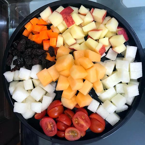 Salad hoa quả tươi thanh mát và đẹp da - 1