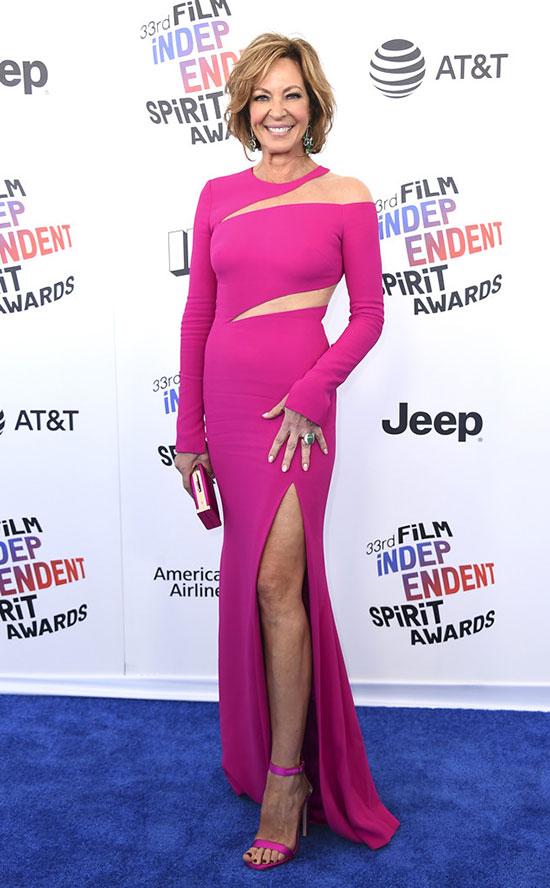 Ngôi sao phim The I, Tonya Allison Janney.