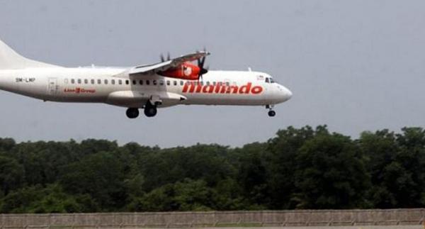 Một chiếc máy bay của Malindo Flight. Ảnh: The Star