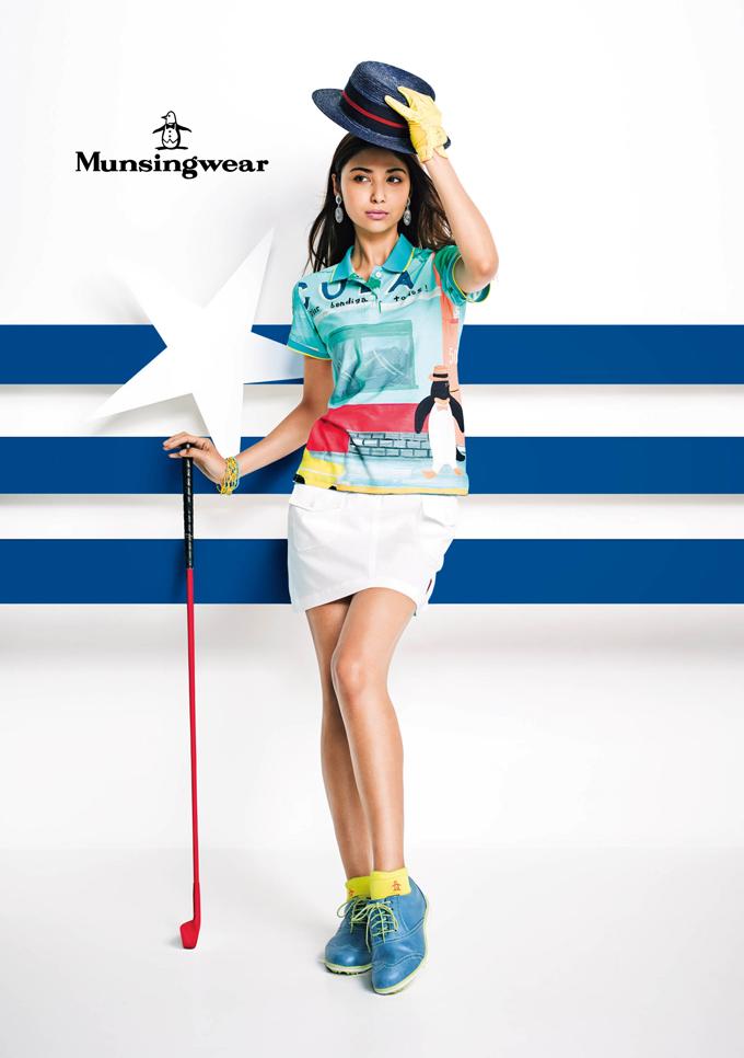 Munsingwear - thương hiệu dành cho các tín đồ thể thao - 7