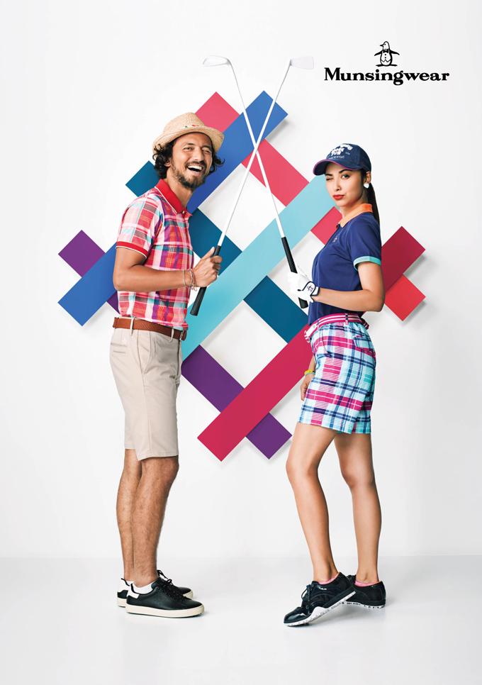 Munsingwear - thương hiệu dành cho các tín đồ thể thao - 3