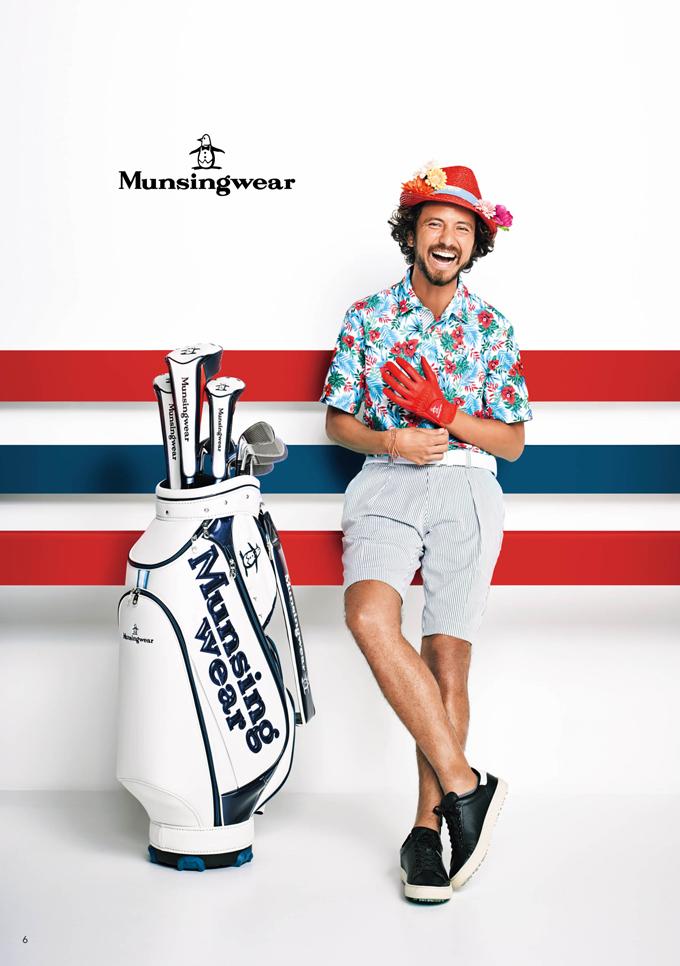 Munsingwear - thương hiệu dành cho các tín đồ thể thao - 4