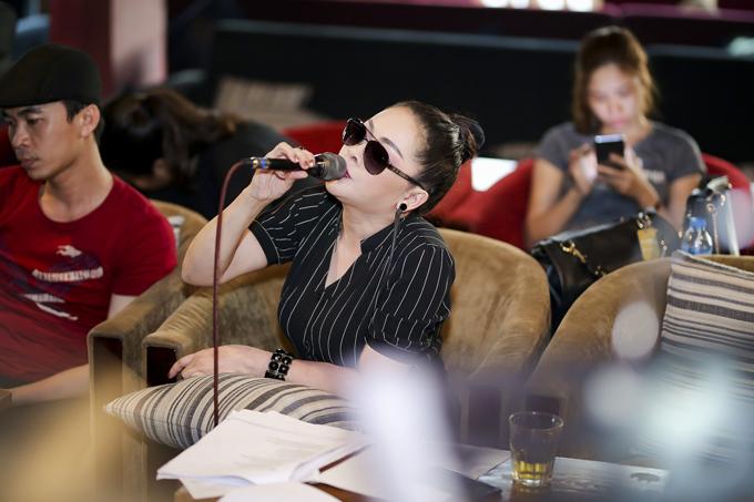 Như Quỳnh cho biết, chương trình đã được biên tập và dàn dựng lại khác với liveshow diễn ra vào cuối tháng 1 vừa qua tại Hà Nội.