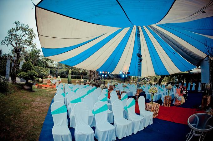 Cách tổ chức đám cưới giúp tiết kiệm một khoản kha khá - 2