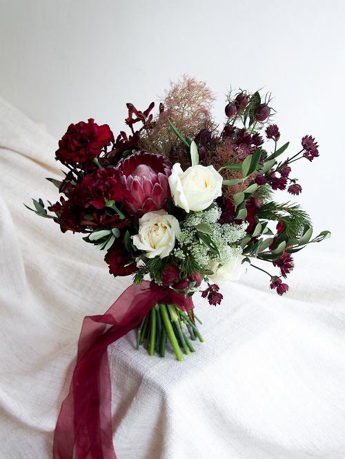 Hoa cưới 2018: Chọn màu may mắn theo con giáp (Phần 1) - 21