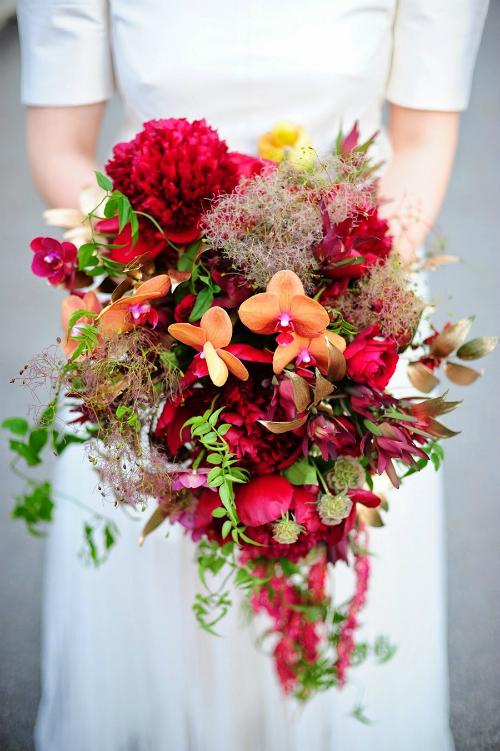Hoa cưới 2018: Chọn màu may mắn theo con giáp (Phần 1) - 4