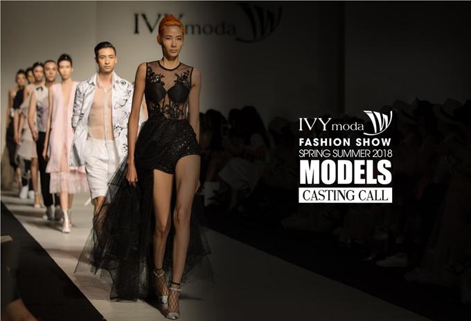 Buổi casting là cơ hội để các người mẫu khẳng định bản thân trong làng mẫu Việt.