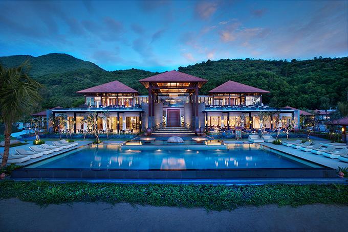 Đỗ Mạnh Cường chọn khu nghỉ dưỡng cao cấp tại Huế tổ chức show xuân hè