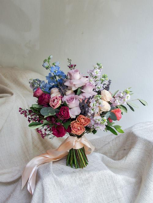 Hoa cưới 2018: Chọn màu sắc theo con giáp tăng thêm may mắn (Phần 2) - 4