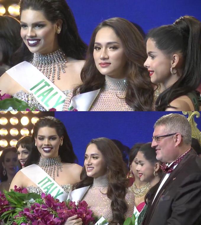 Bán kết Hoa hậu Chuyển giới Quốc tế 2018 diễn ra tại Bangkok, Thái Lan tối 2/3. Trong đêm này, các thí sinh trình diễn Trang phục truyền thống và 15 thí sinh biểu diễn lại phần thi Tài năng đã được ban giám khảo chọn lựa. Hương Giang của Việt Nam thể hiện ca khúc Hush hush, được khán giả cổ vũ nhiệt tình.  Cuối đêm thi, ban tổ chức đã công bố người chiến thắng giải Tài năng là Hương Giang. Nữ ca sĩ vỡ oà trong sung sướng và hạnh phúc, bởi cô đã dành nhiều tâm huyết và thời gian cho tiết mục này.
