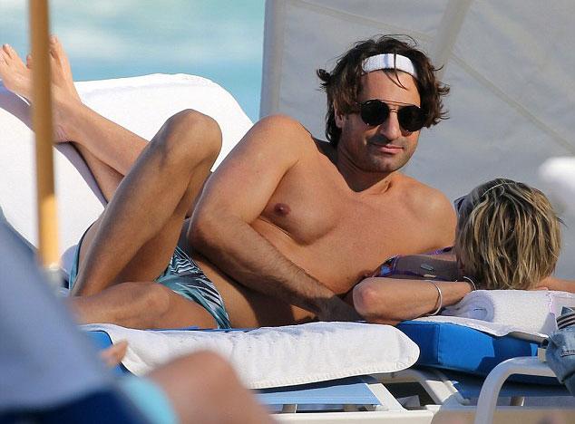 Angelo Boffa, 41 tuổi, là doanh nhân giàu có người Italy.