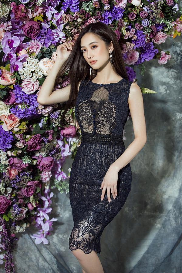 Bộ ảnh do chuyên gia trang điểm Hiwon hỗ trợ thực hiện.