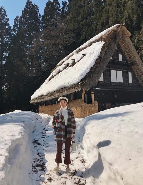 Chuyến đi Nhật trải nghiệm chưa từng có của Quỳnh Anh Shyn - ảnh 8