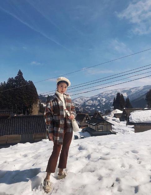 Chuyến đi Nhật trải nghiệm chưa từng có của Quỳnh Anh Shyn - ảnh 10