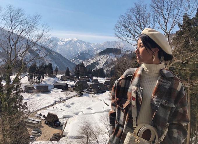 Chuyến đi Nhật trải nghiệm chưa từng có của Quỳnh Anh Shyn - ảnh 9