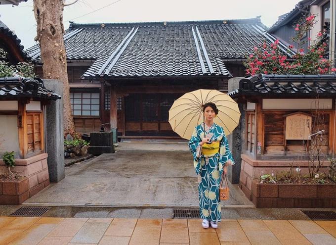 Chuyến đi Nhật trải nghiệm chưa từng có của Quỳnh Anh Shyn - ảnh 12