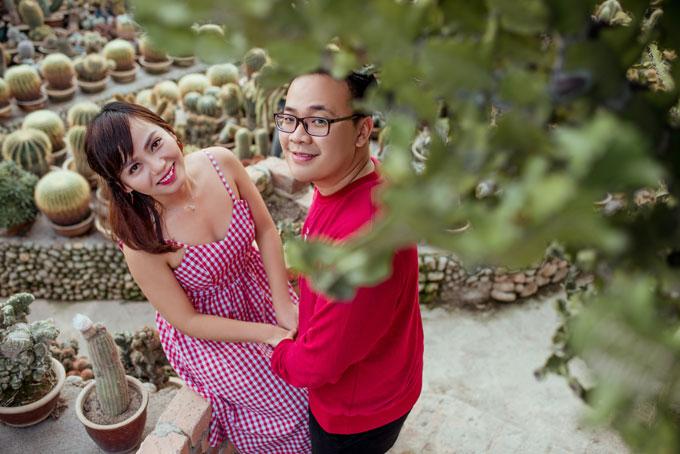Ảnh cưới lãng mạn của cô dâu Việt và chú rể Malaysia - 4
