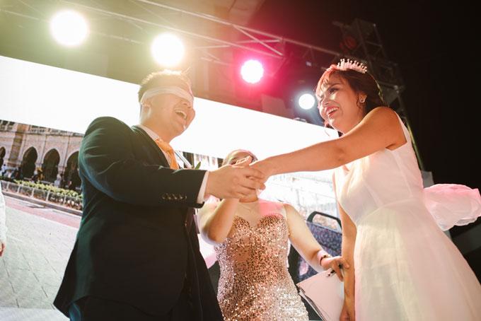 Tiệc cưới Chuyến bay tình yêu của cô dâu Việt và chú rể Malaysia - 8