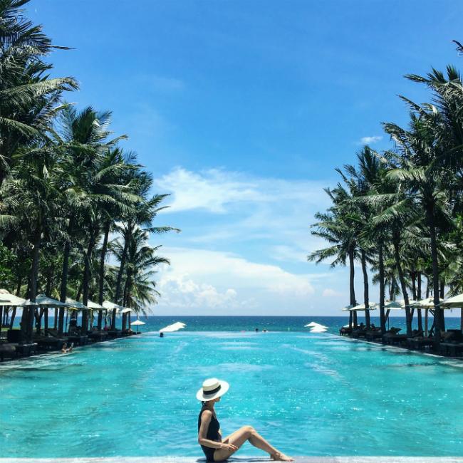 Resort bên bờ biển Hà My được sao Hàn yêu thích - ảnh 8