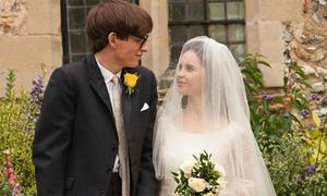 Khán giả tìm xem lại 'The Theory of Everything' để tưởng nhớ Stephen Hawking