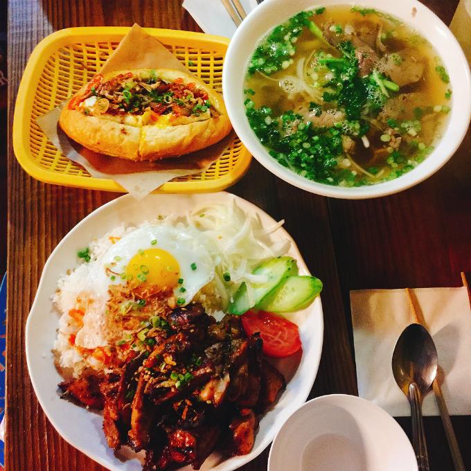 Nhà hàng món ăn Hội An ở Seoul nơi vợ chồng Kim Tae Hee - Bi Rain ghé qua - ảnh 5
