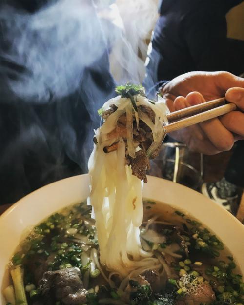 Nhà hàng món ăn Hội An ở Seoul nơi vợ chồng Kim Tae Hee - Bi Rain ghé qua - ảnh 7