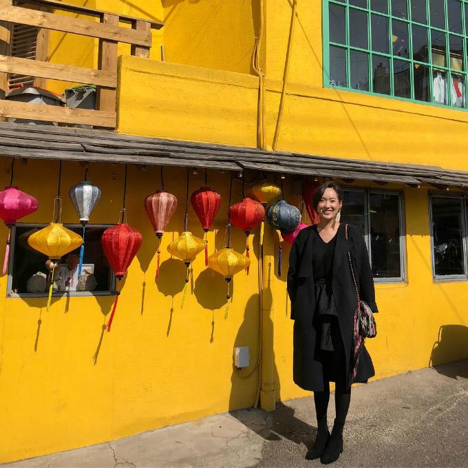 Nhà hàng món ăn Hội An ở Seoul nơi vợ chồng Kim Tae Hee - Bi Rain ghé qua - ảnh 11
