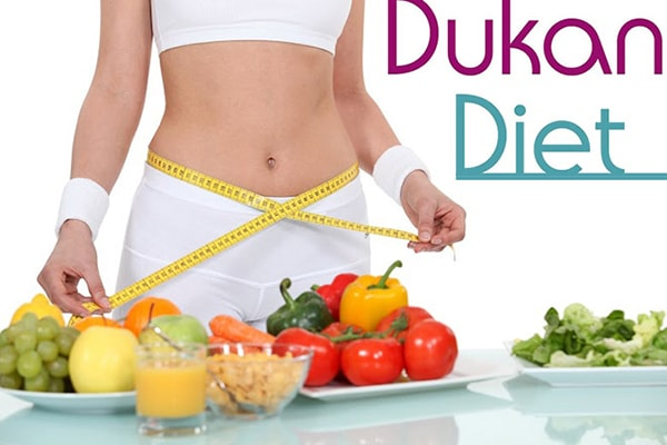 Chế độ ăn kiêng Dukan được chia làm bốn giai đoạn.