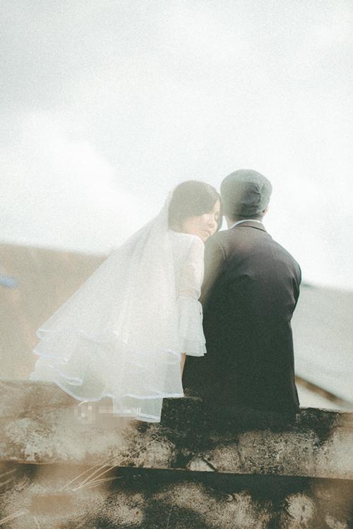 Ảnh cưới phim màu của chàng nhiếp ảnh gia và nàng thợ make-up - 1