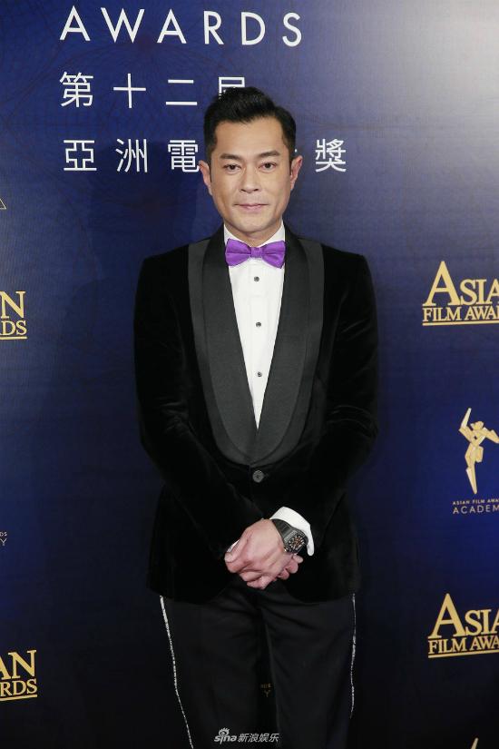 Diễn viên Cổ Thiên Lạc.
