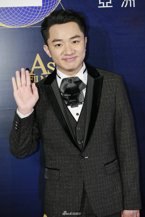 Diễn viên Hong Kong Vương Tổ Lam.