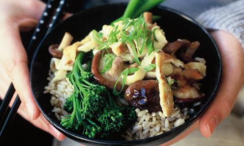 7 gợi ý thực đơn bữa tối nhanh gọn cho người ăn kiêng
