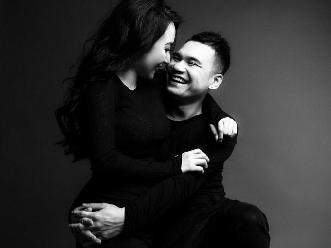 Vợ chồng Khắc Việt khoe ảnh cưới trước ngày về chung nhà - 6