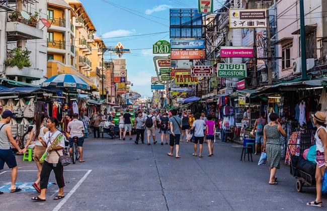 Những con phố nổi tiếng thế giới , chưa check in coi chưa - 1