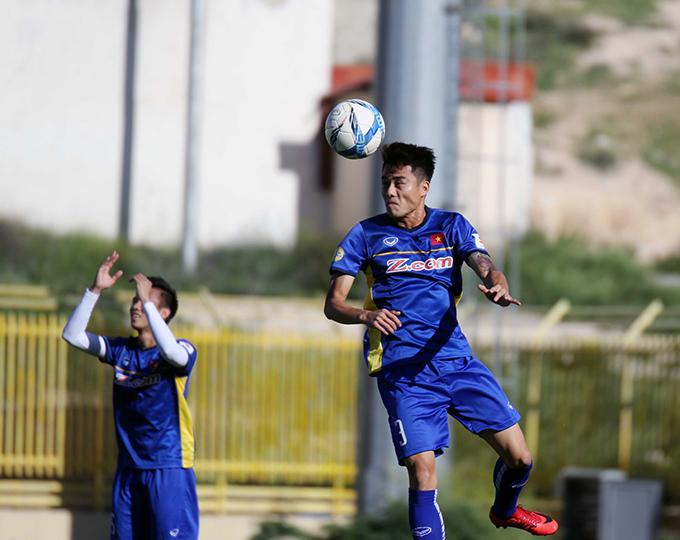 Nnhóm các cầu thủ mới lên tuyển được đánh giá nắm bắt rất nhanh ý tưởng của ban huấn luyện chỉ sau một vài lần thị phạm của HLV Park Hang-seo.