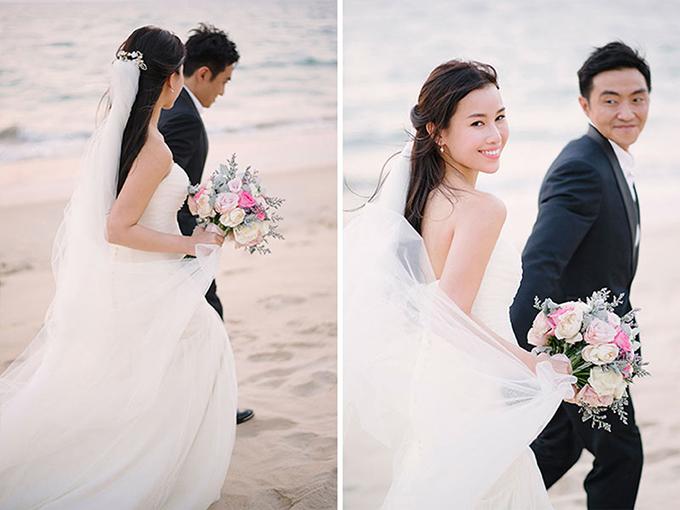 Đối với các cô dâu, Hongkiu cho rằng dù có bất kỳ chuyện gì xảy ra, vào ngày cưới, hãy giữ tâm lý thỏa hiệp - đừng quá khăng khăng! Đám cưới của bạn chỉ có một lần trong đời, đừng để những chi tiết nhỏ làm hỏng tất cả, Hongkiu nói.