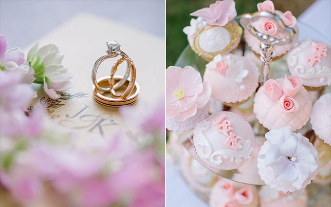 Đám cưới màu hồng pastel của nữ nghệ sĩ TVB - 7