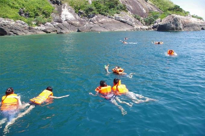 Tháng 4 - thời điểm lý tưởng để đi du lịch biển đảo - 1