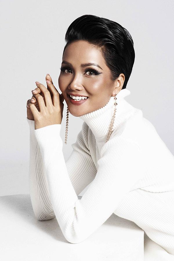 Hoa hậu HHen Niê bốc lửa - 5