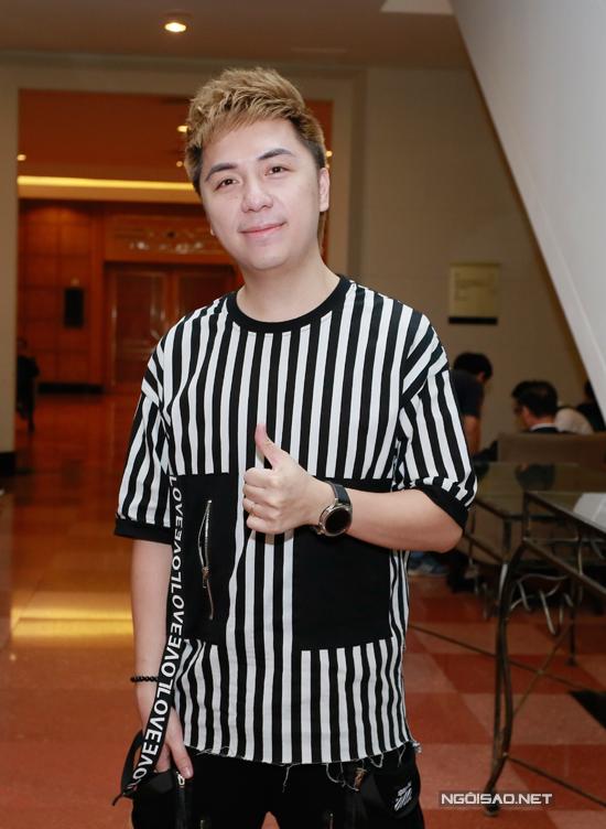 Ca sĩ Minh Vương của nhóm M4U.